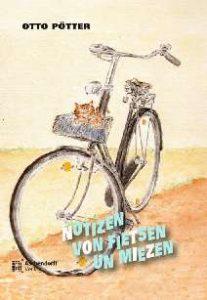 Buchcover - Notizen von Fietsen un Miezen klein